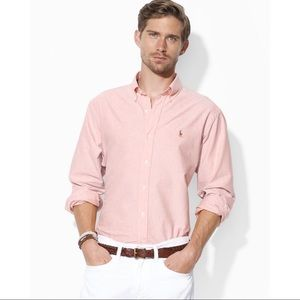 MEN'S Ralph Lauren Classic Fit Oxford Shirt